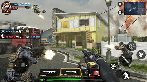 Critical Action :Gun Strike Ops - Shooting Game  screenshots 6