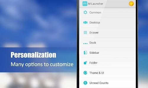 M Launcher -Android M Launcher v1.9 Premium