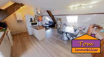 appartement à Bessoncourt (90)