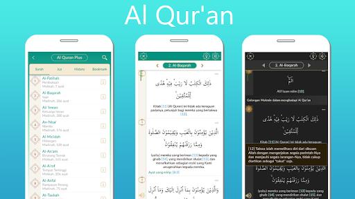 Quran Plus Al Quran kata per kata dan Hadits 2.1.3 screenshots 2