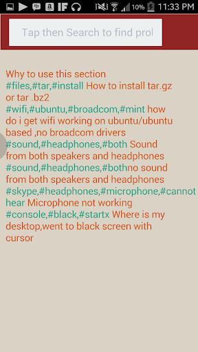 Linux Help Pro