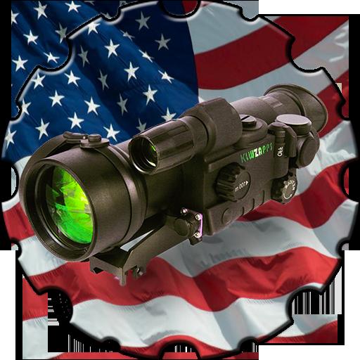 USA Military Super Zoom Binoculars