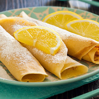 Celebrate Fat Tuesday or Shrove Tuesday with this Irish pancake