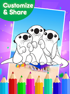 Coloring Games for Dory  Android Apps on Google Play