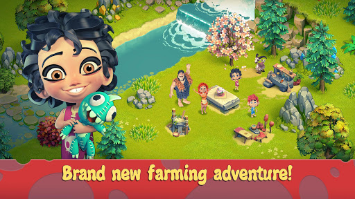 Family Age: prehistoric farm sim 1.0446 screenshots 5