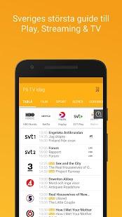 tv.nu - Guide till TV och Streaming - náhled