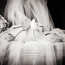 Wedding photographer Christine Iordan (chicwedding). Photo of 20.10.2017