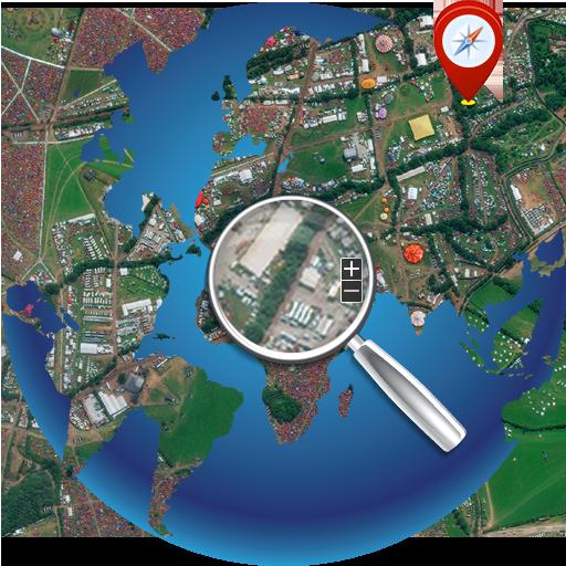 خريطة الأرض الحية و عرض القمر الصناعي التطبيقات على Google Play