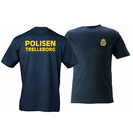 T-shirt bomull Trelleborg