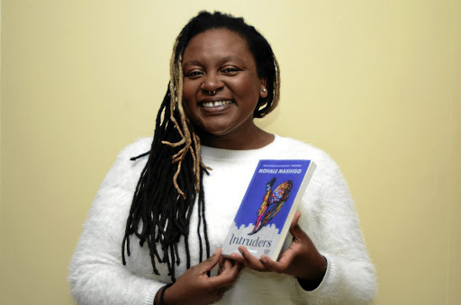 Mohale Mashego transfers the magic to her second book.