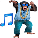 Dancing Talking Monkey icon