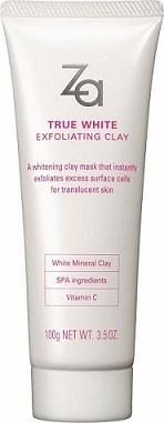Za Exfoliating Clay Mask