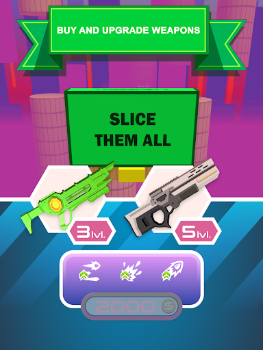 Slice them All! 3D apkslow screenshots 14