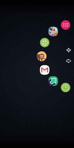 Wheel Launcher a free customizable sidebar screenshots 5