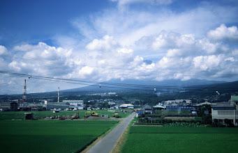 Photo: Fahrt mit dem Shinkanzen nach Kyoto vorbei am Fuji