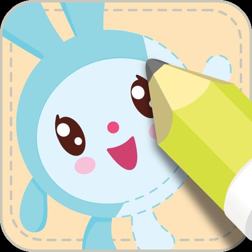 Draw with BabyRiki!