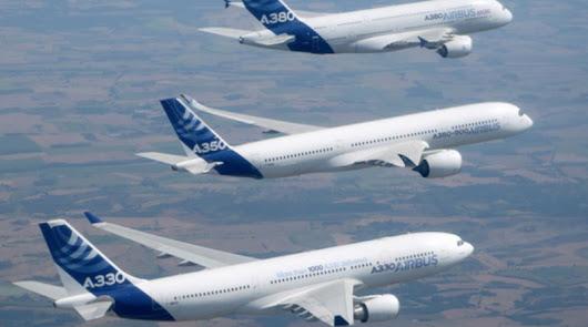Airbus aprovecha el parón aéreo para probar sus aviones en Almería