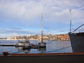 Photo: Oslo harbor