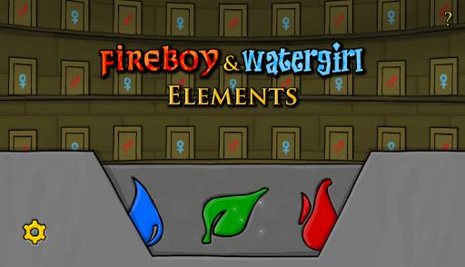 Fireboy & Watergirl: Elements 1.1.0 screenshots 1