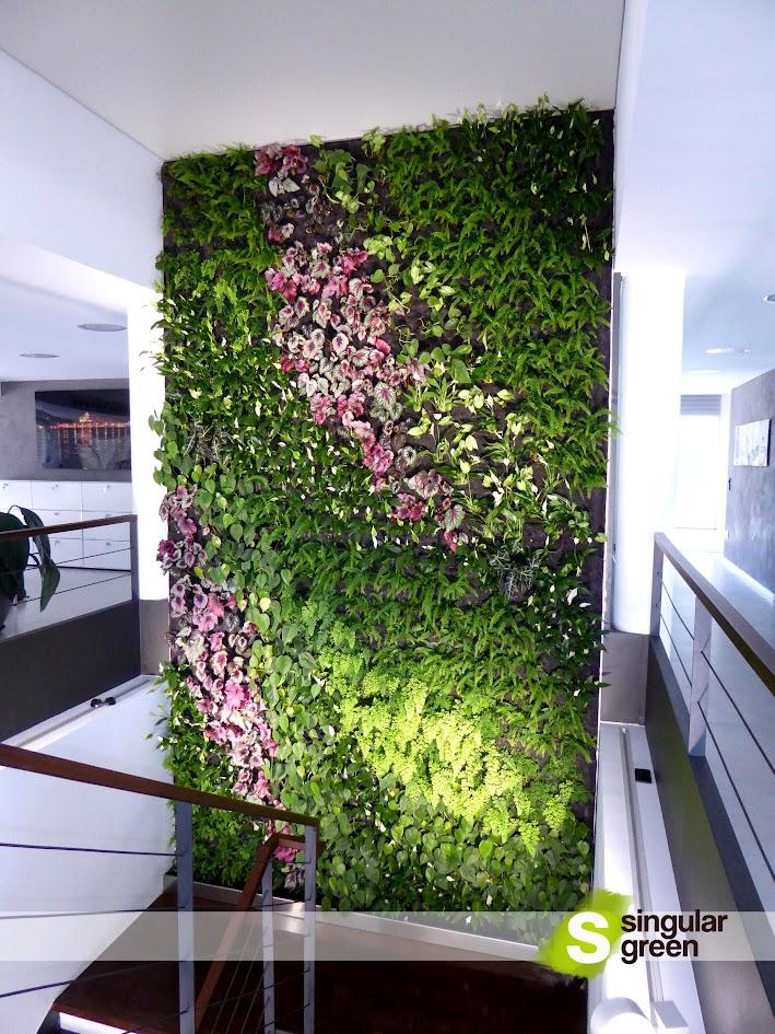 Ecosistema vertical en Mallorca