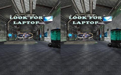 VR Sci-fi Search Operation 4D screenshot 0