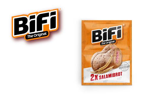 Bild für Cashback-Angebot: BiFi Salamibrot - Bifi