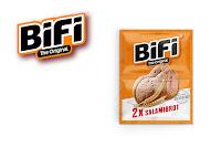 Angebot für BiFi Salamibrot im Supermarkt - Bifi