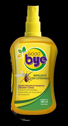 repelente good bye mosquito liquido 200 ml