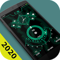 Pioneering Launcher 2020- High-tech theme Launcher