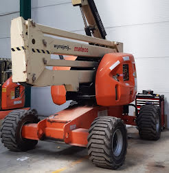 Picture of a JLG 510AJ