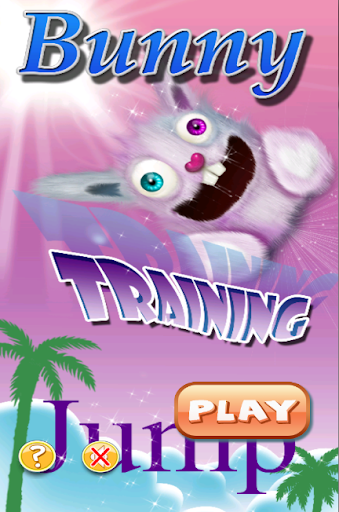 training bunny jump