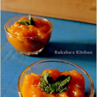 Mango Halwa | Preservative Free Home-Made Mango Jam