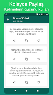 App Durum Sözleri APK for Windows Phone