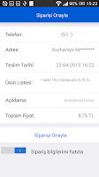 Screenshot of AOÇ Elmacık Su Sipariş