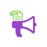 Text To Speech Engin Free (Unreleased) Icon
