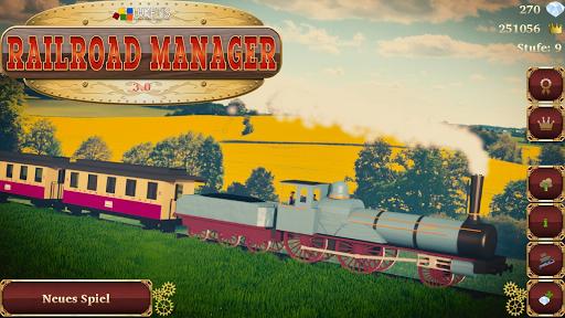 Railroad Manager 3  captures d'écran 1