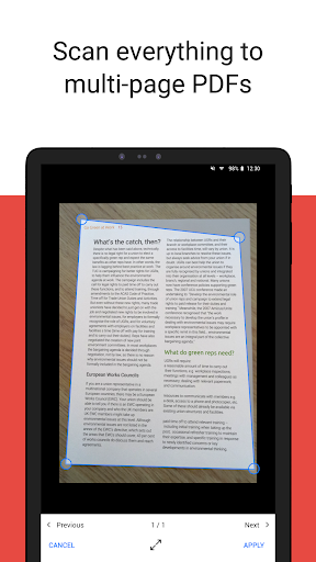 PDF Reader screenshot 14