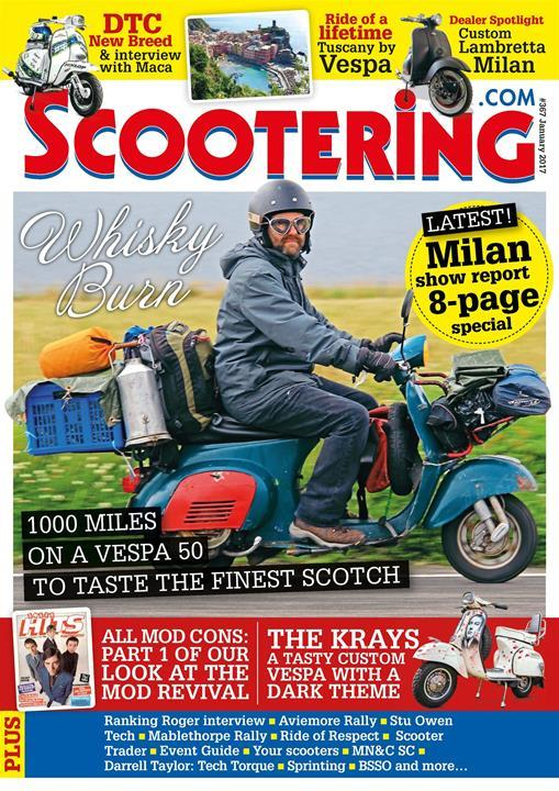 Scootering – Screenshot