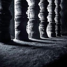 Angkor Wat by Liaunya Haji Awengz - Buildings & Architecture Architectural Detail