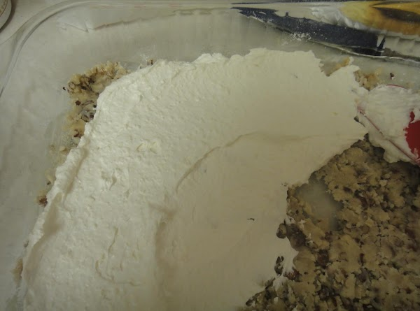 Place in a bowl the cream cheese, 1 cup of powdered sugar, and 1/2...