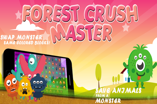 Forest Crush Master