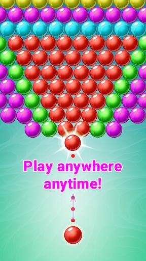 Bubble Shooter With Friends  captures d'écran 2