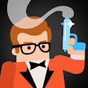 Kingsman Bullet - Secret Spy Puzzles icon