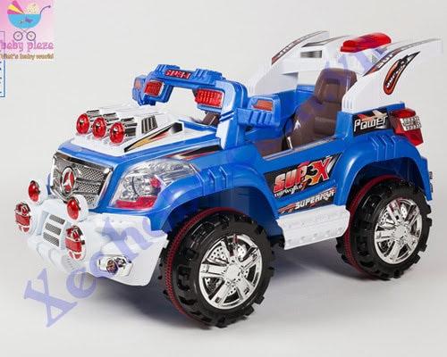 Xe hơi điện cho bé A032 3