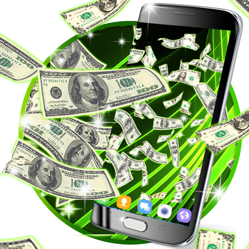 Falling Money Live Wallpaper Apk Download Falling Money Live Wallpaper For Pc