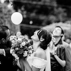 Wedding photographer Jorge Monoscopio (jorgemonoscopio). Photo of 24.10.2017