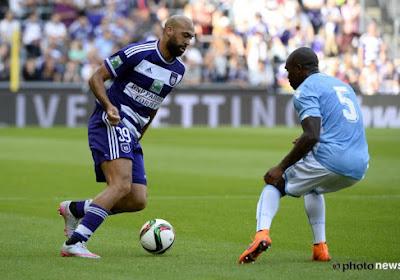 Vanden Borre pourrait recevoir une nouvelle chance....mais pas en coupe d'Europe