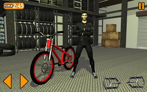 Code Triche vtt descente: bmx coureur APK MOD screenshots 2