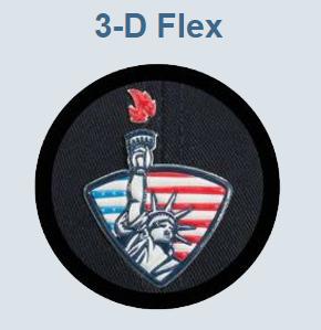 3-D Cap Design