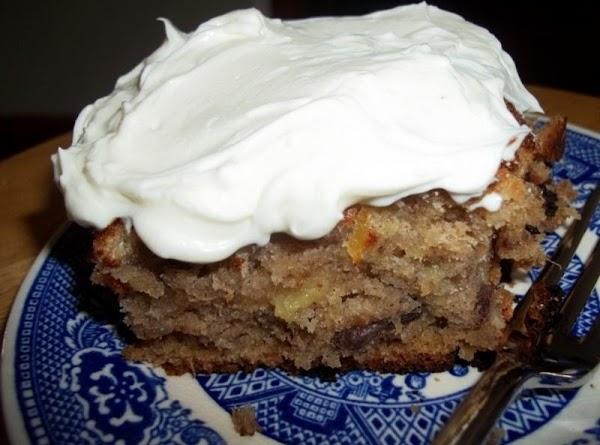 Pineapple Banana Cake Recipe